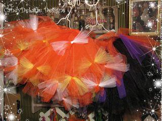 Halloween tutus for 2010