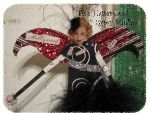 Bette Midler Fairy Hollywood star doll