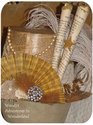 Paper hat for Rebecca 3