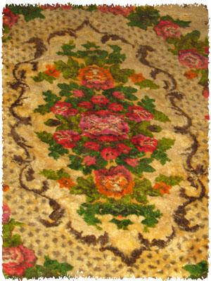 Victorian rug 4