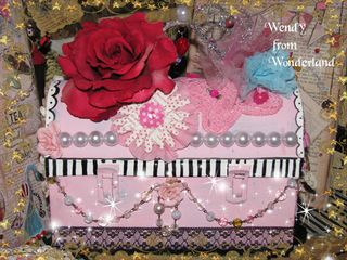 Altered bag challenge feb style 3