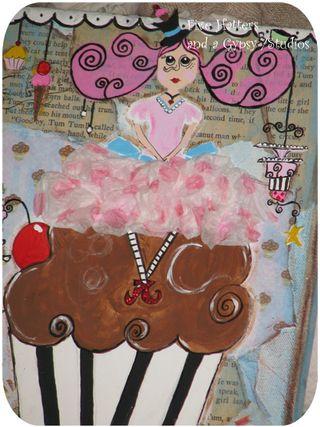 Calamity cupcake pic 3