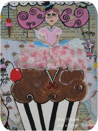 Calamity cupcake pic 4