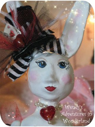 White rabbit at the Queen of Hearts Ball 2011 004 copy