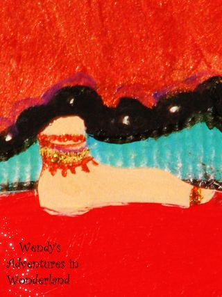 The Toadstool Gypsy painting 011 copy
