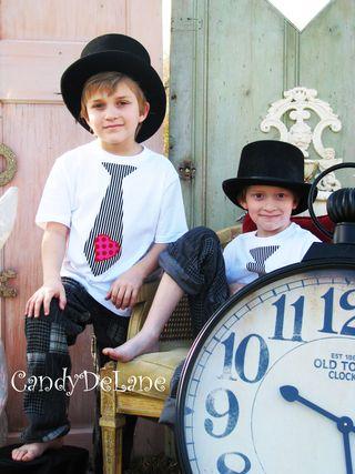Twins photo shoot-mustache 12-7-12 013 high contrast and medium brightness watermarked