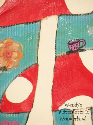The Toadstool Gypsy painting 017 copy