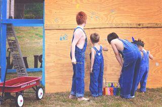 Painting coop 12