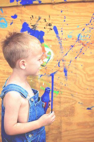 Painting coop 3